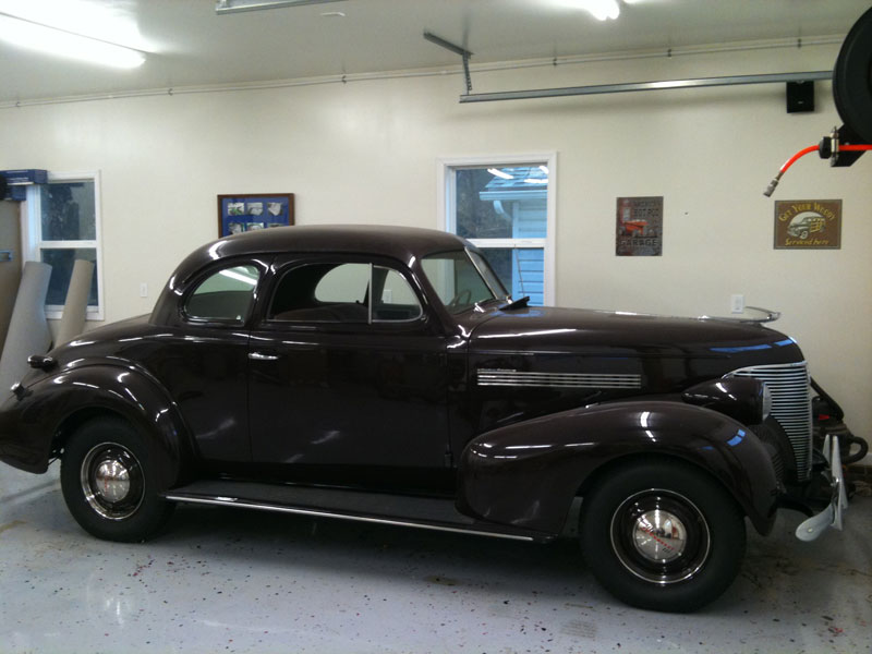 1939 Chevy Upholstery Frederick MD