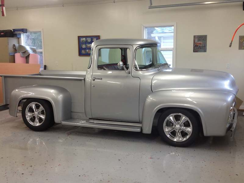 1956 Ford Pickup Truck Upholstery Frederick MD