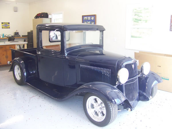 33 Ford Upholstery Frederick MD