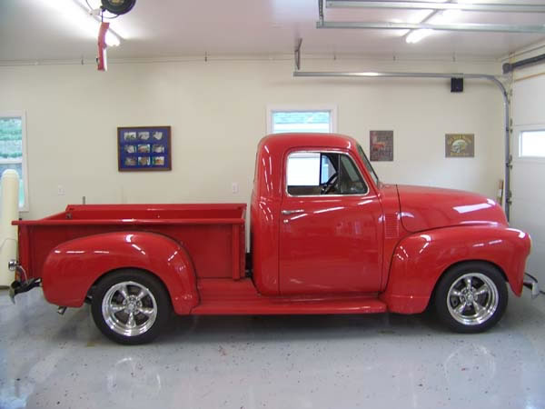 49 Chevy Truck Upholstery Frederick MD
