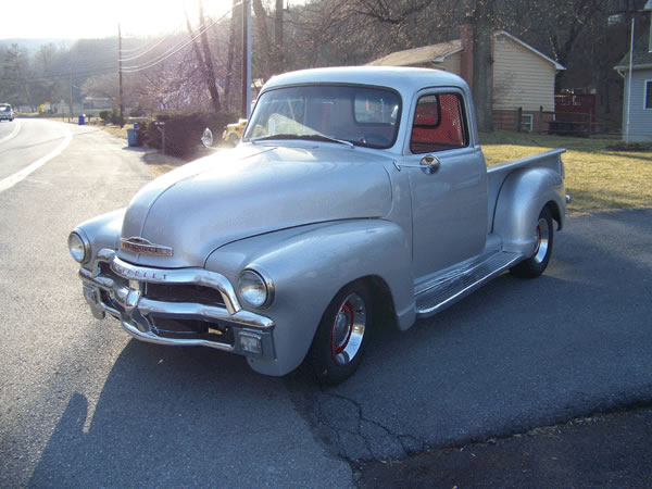 54 Chevy Truck Upholstery Frederick MD
