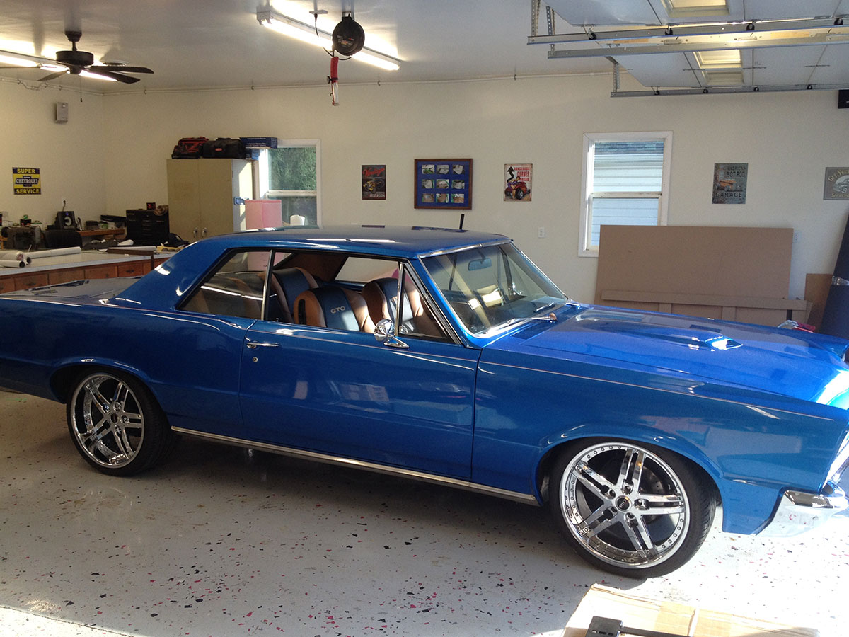 1967 GTO Upholstery Frederick MD